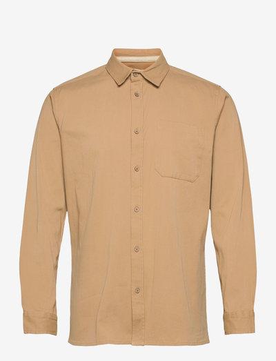 AKLENNY TWILL - chemises basiques - incense