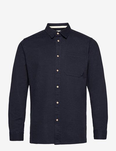 AKLENNY TWILL - chemises basiques - sky captain