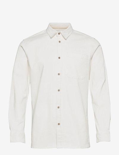 AKLENNY TWILL - chemises basiques - tofu