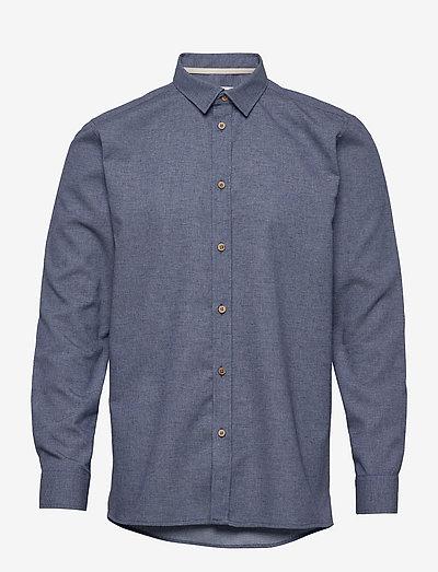 AKLOUIS SHIRT - basic-hemden - copen blue