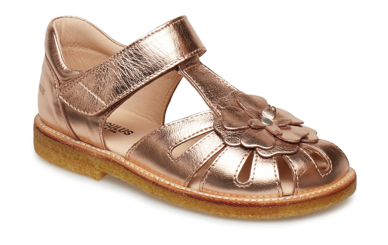 df46a443813a Sandals - Flat (1311 Rose Copper) (£95) - ANGULUS -