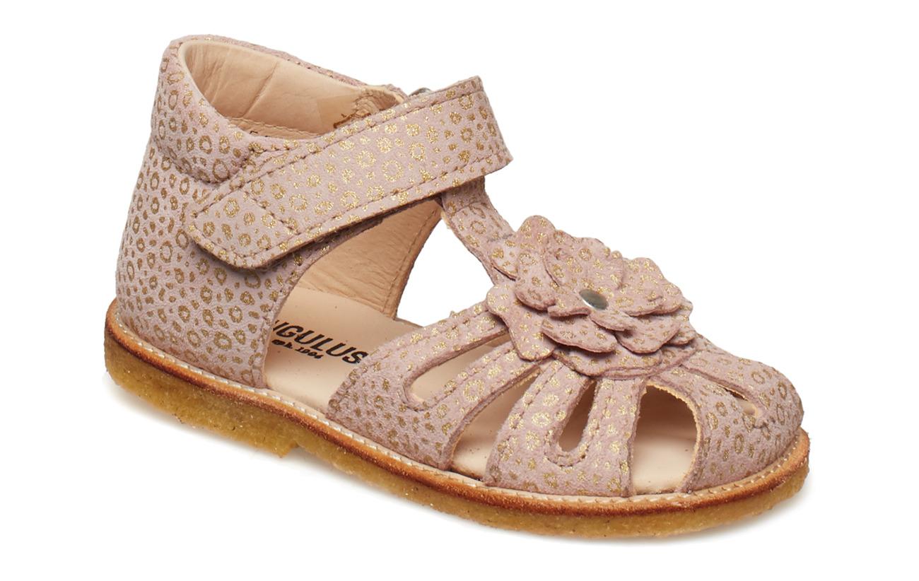 f608d5624851 Sandals - Flat (2490 Powder Leopard) (£85) - ANGULUS -