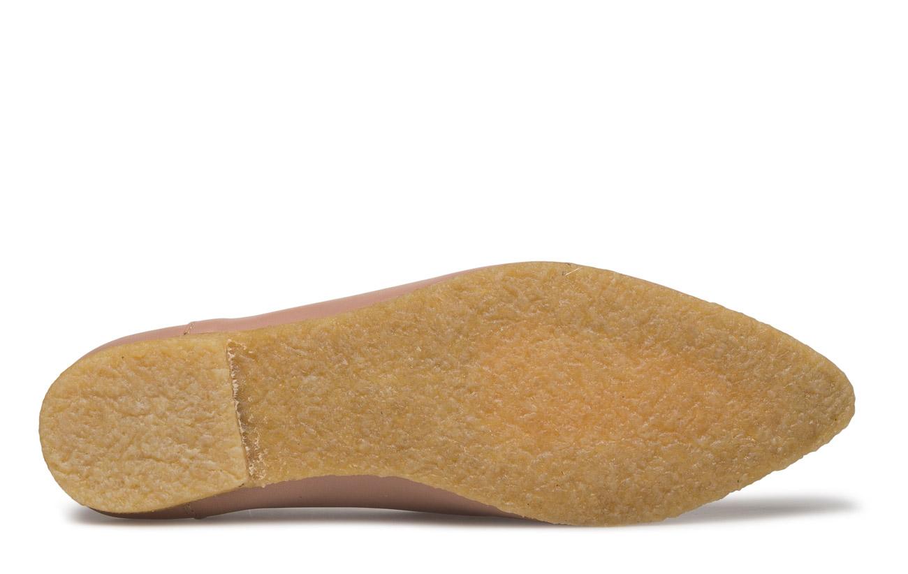 Extérieure Angulus Semelle Daim Supérieure Flat Intérieure 100 2194 Powder Crepe Loafer Empeigne Cuir Doublure rHpqPrw6