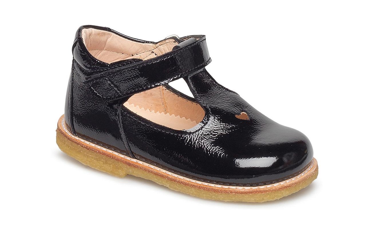ANGULUS ***T - bar Shoe*** - 1310 BLACK