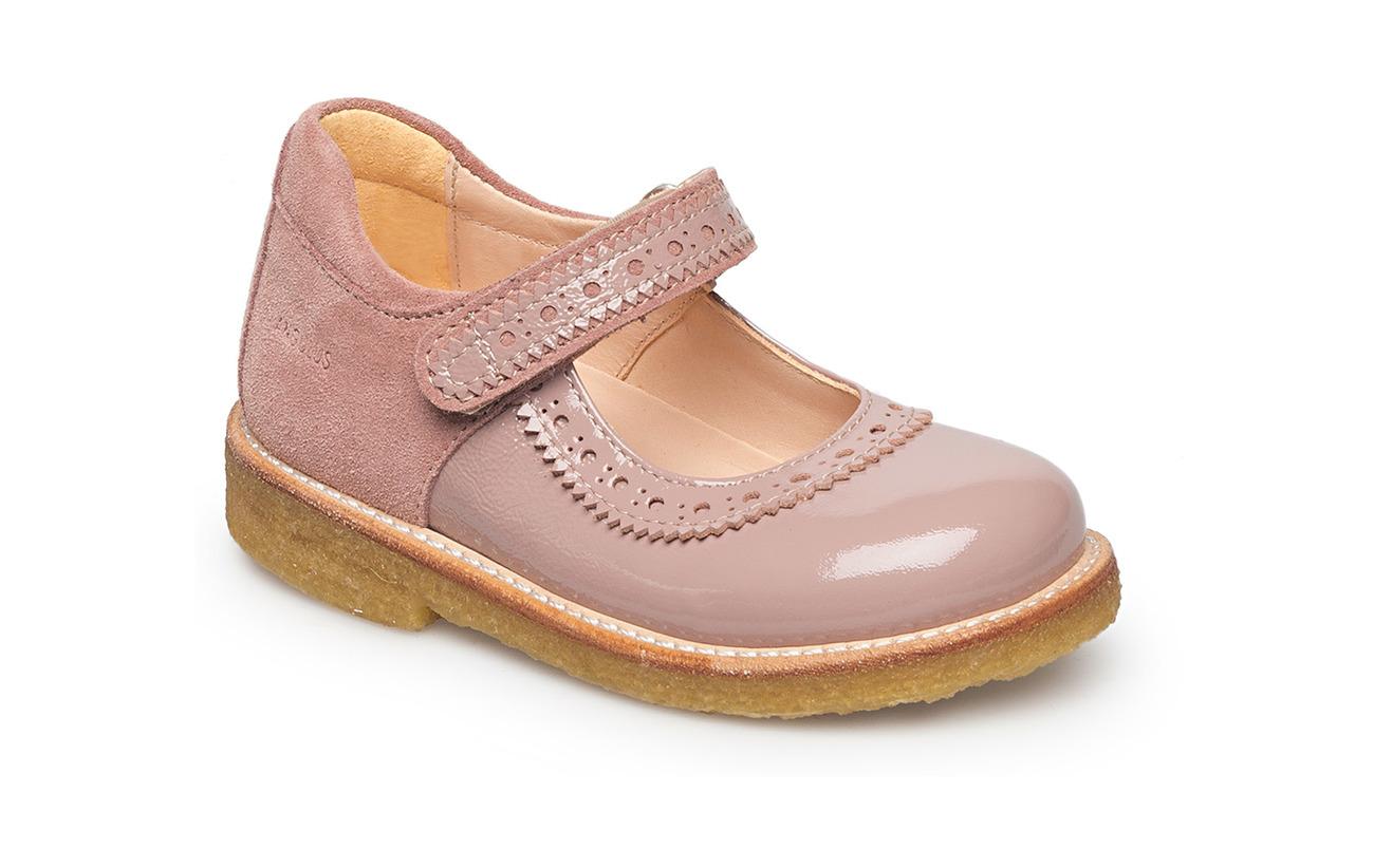 ANGULUS Shoes - flat - 1387/2194 OLD ROSE/POWDER