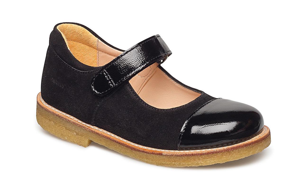 ANGULUS Shoes - flat - 1310/1163 BLACK / BLACK