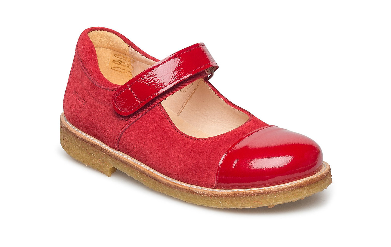 ANGULUS Shoes - flat - 1377/219 RED/RED