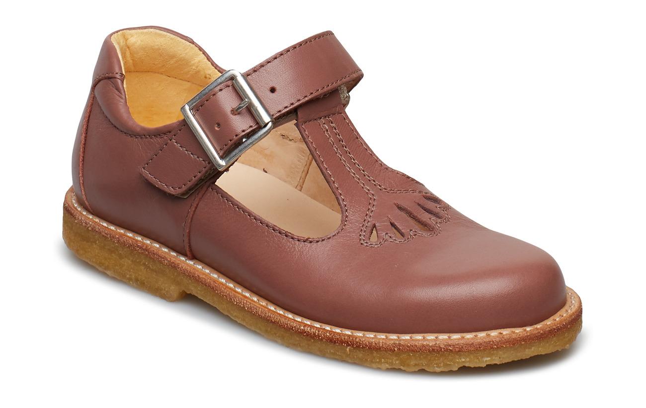 ANGULUS T - bar Shoe - 1524 PLUM