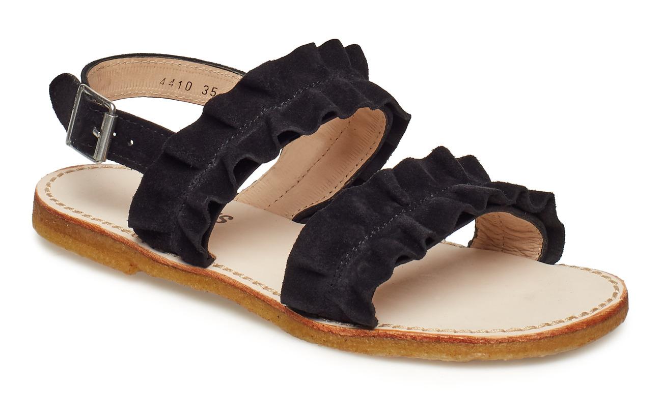 ANGULUS Sandals - flat - 1163 BLACK