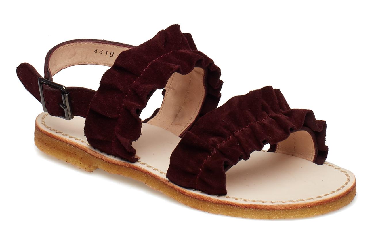 ANGULUS Sandals - flat - 2195 BORDEAUX