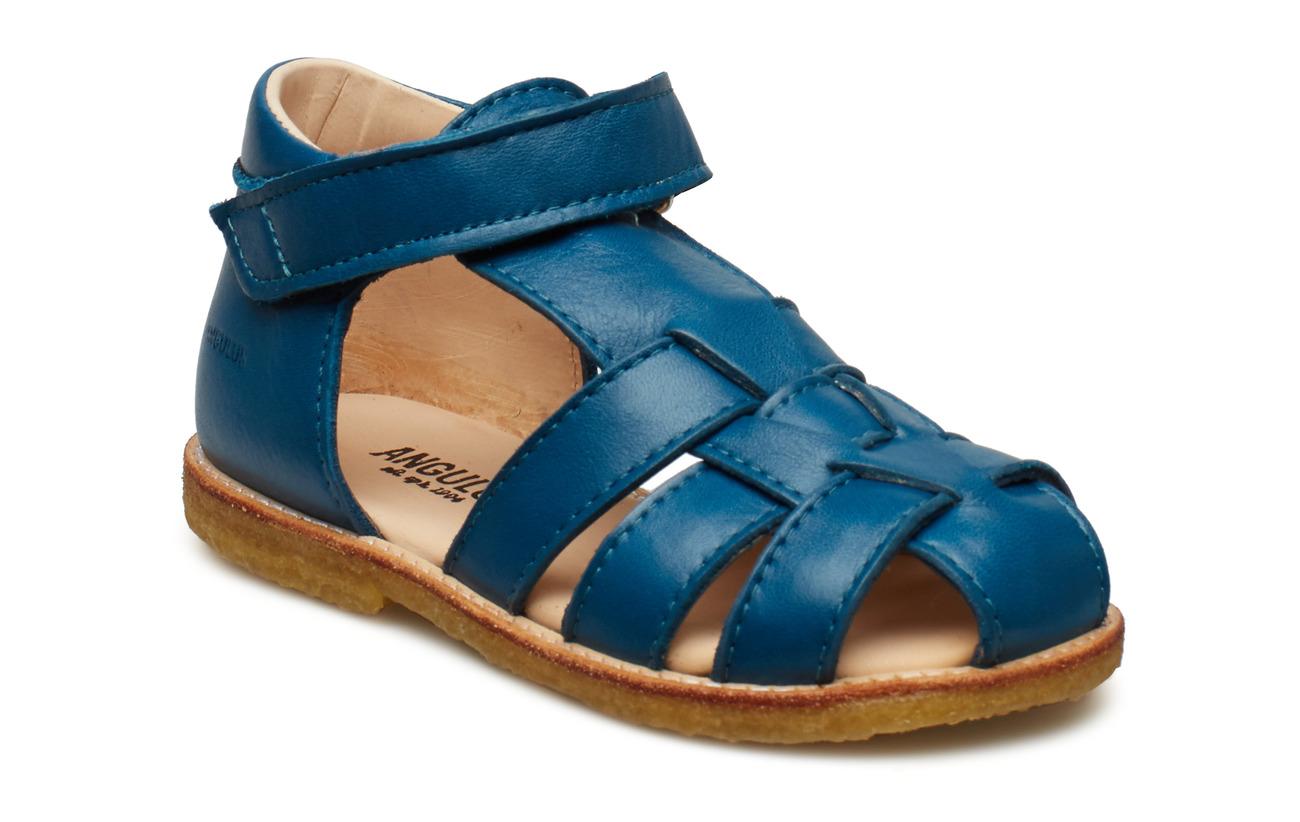 ANGULUS Baby sandal - 1523 AQUA