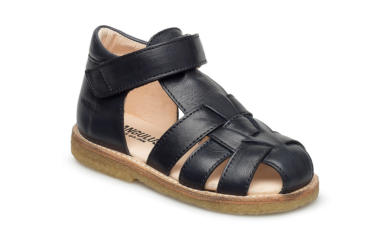 ANGULUS Baby sandal - 1530 NAVY