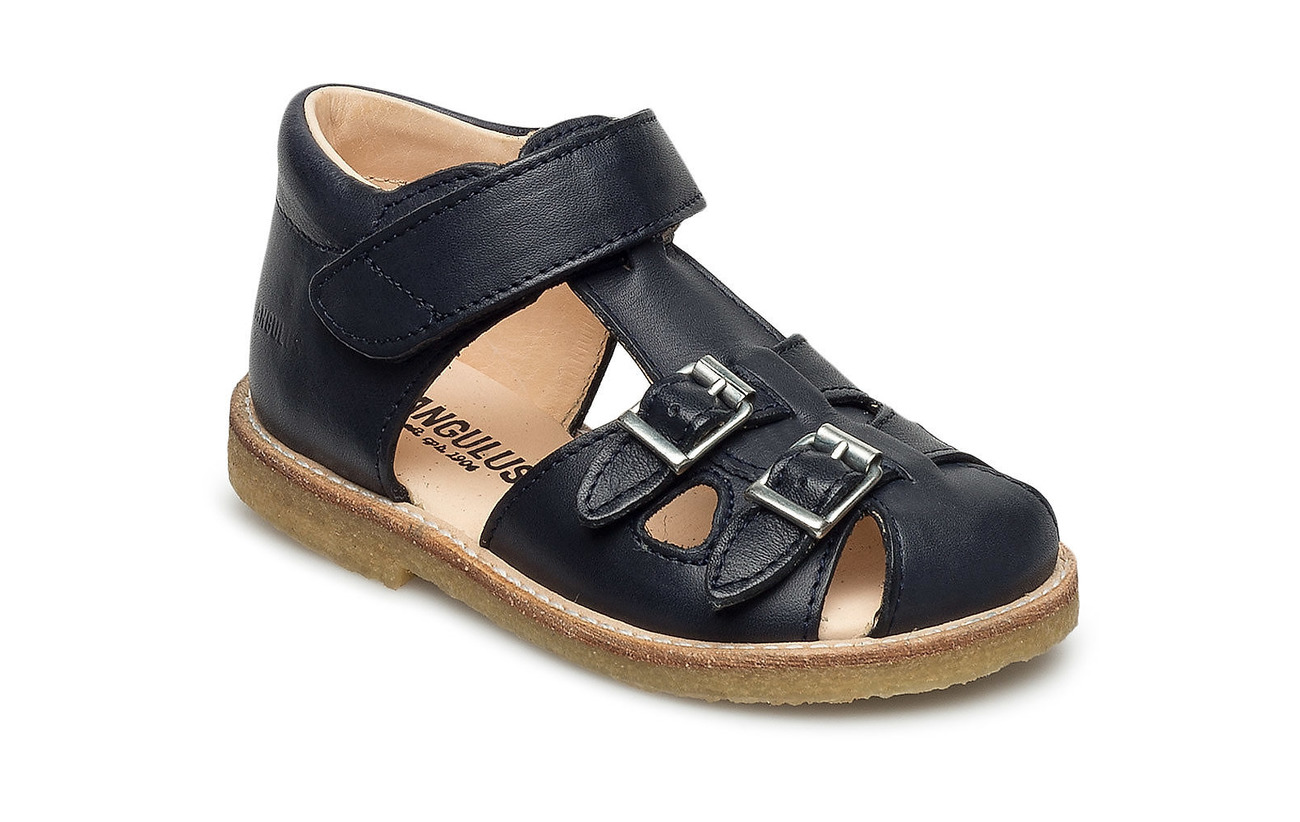 ANGULUS Sandals - flat - 1530 NAVY