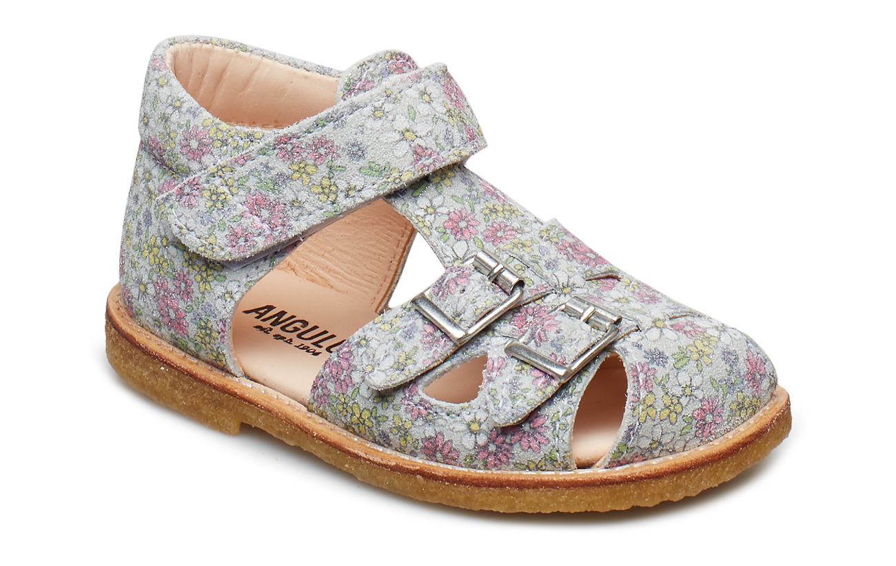 ANGULUS Sandals - flat - 2492 MULTI FLOWER