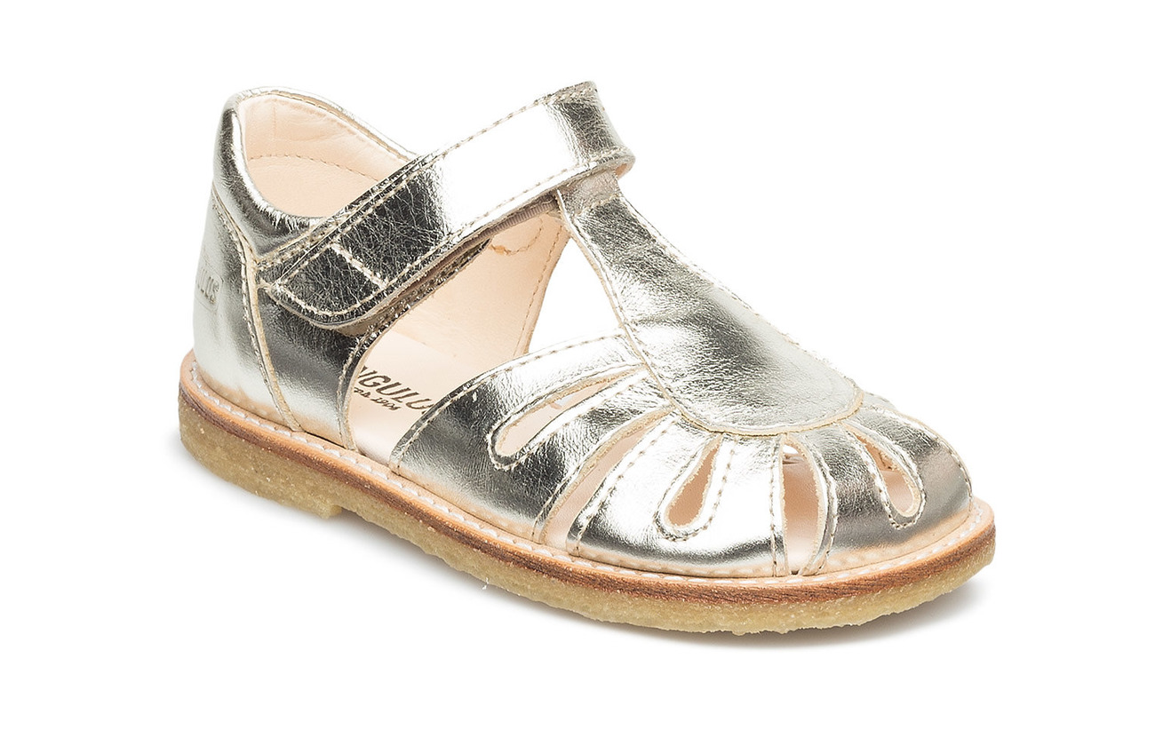 ANGULUS Sandals - flat - closed toe -  - 1325 CHAMPAGNE
