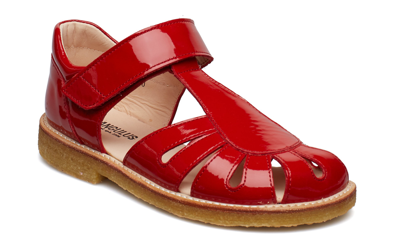 ANGULUS Sandals - flat - closed toe -  - 2325 RED
