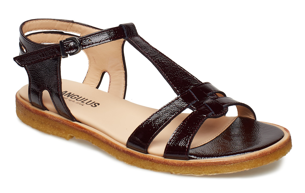 Sandal SoleAngulus With Leather Leather Sandal SoleAngulus With Leather Sandal With vNw0mn8O