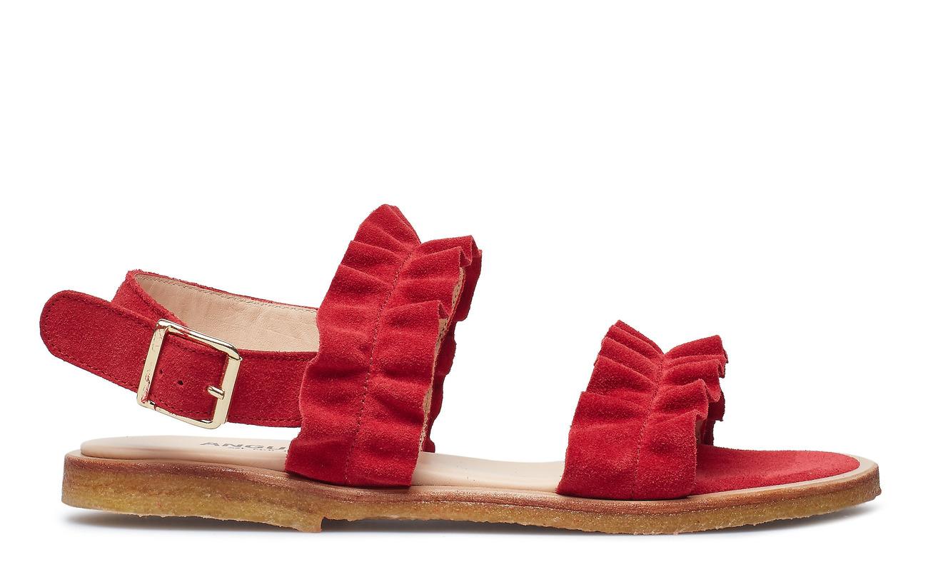 Angulus SandalsFlat Open SandalsFlat Toe Op Rj35A4L