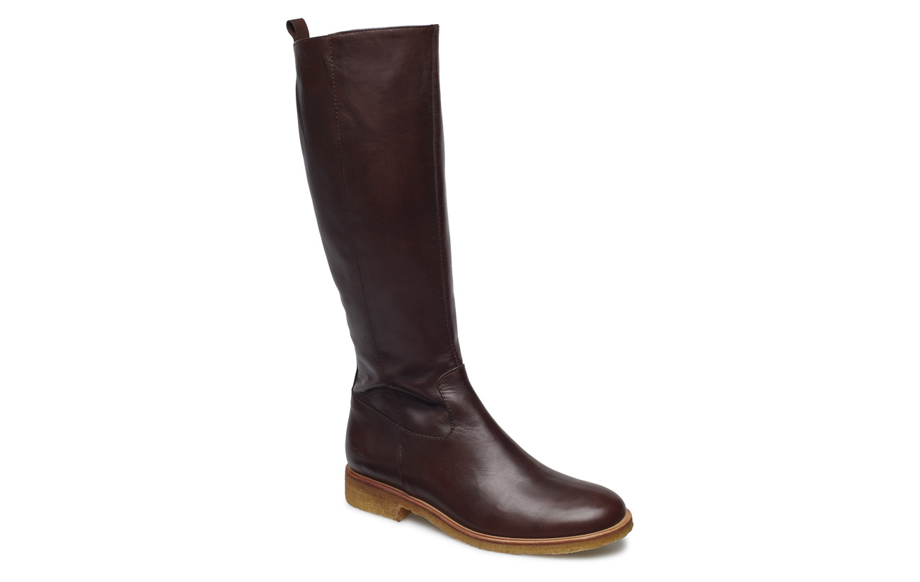ANGULUS Long boot - 1562/002 ANGULUS BROWN/ MEDIUM
