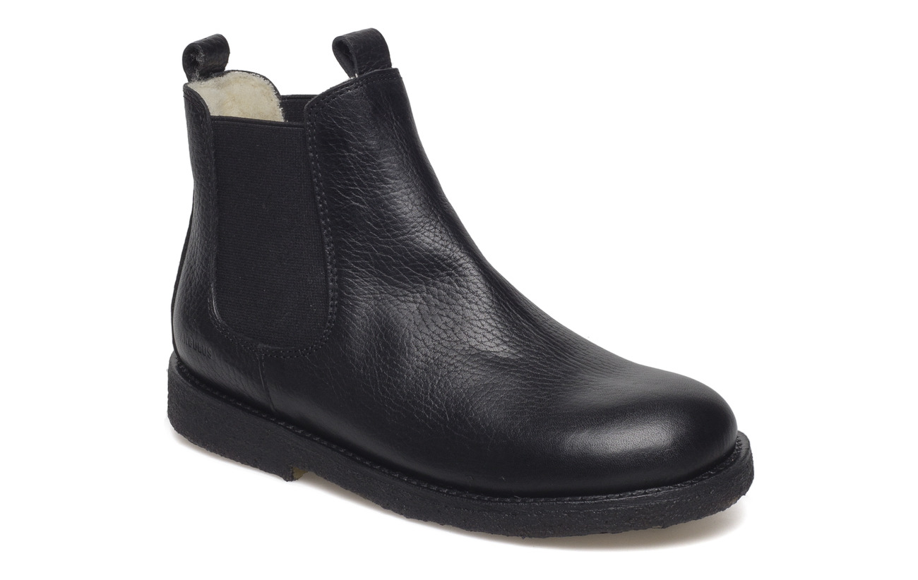 ANGULUS Chelsea boot - 2504/001 BLACK/BLACK