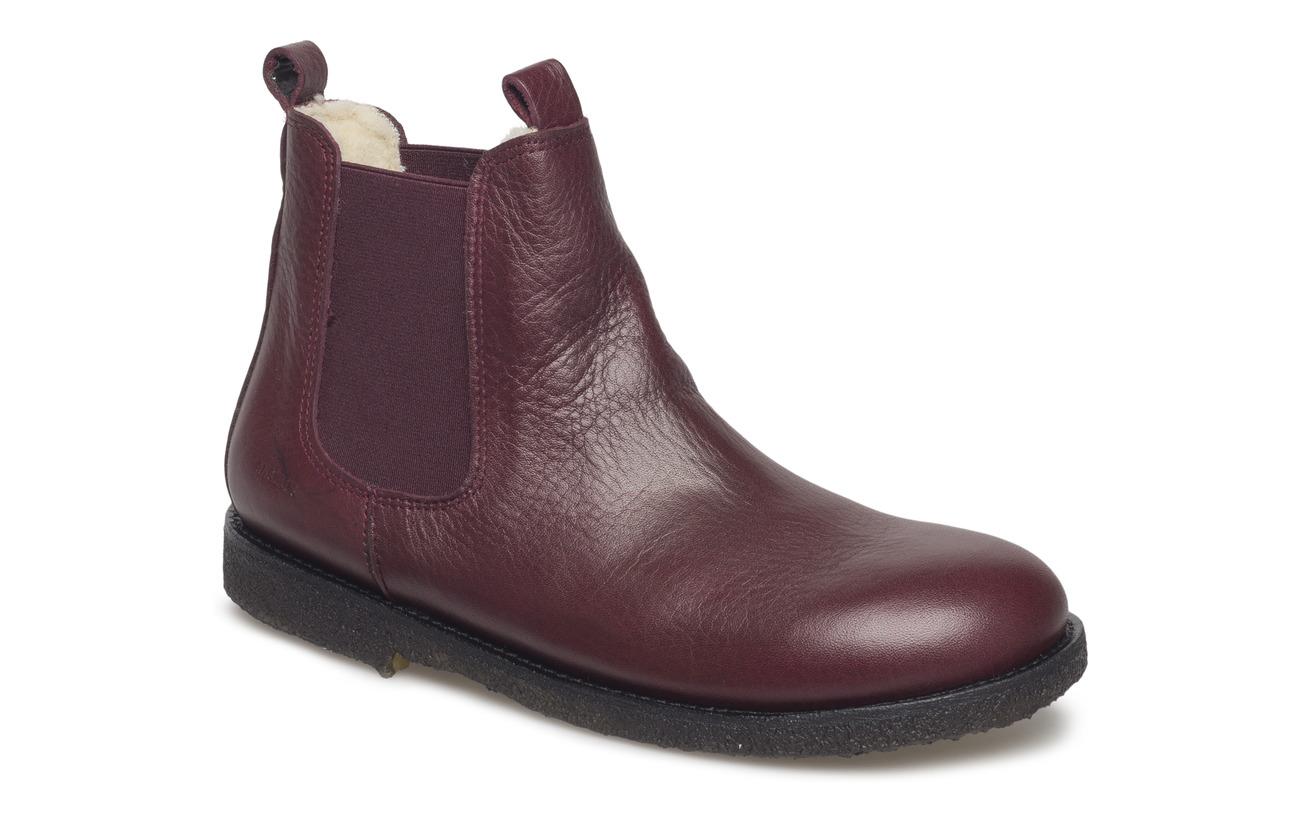 ANGULUS Chelsea boot - 2544/031 BORDEAUX/BORDEAUX