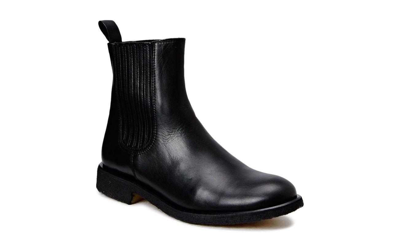 ANGULUS Chelsea Boot - 1604/001 BLACK/BLACK