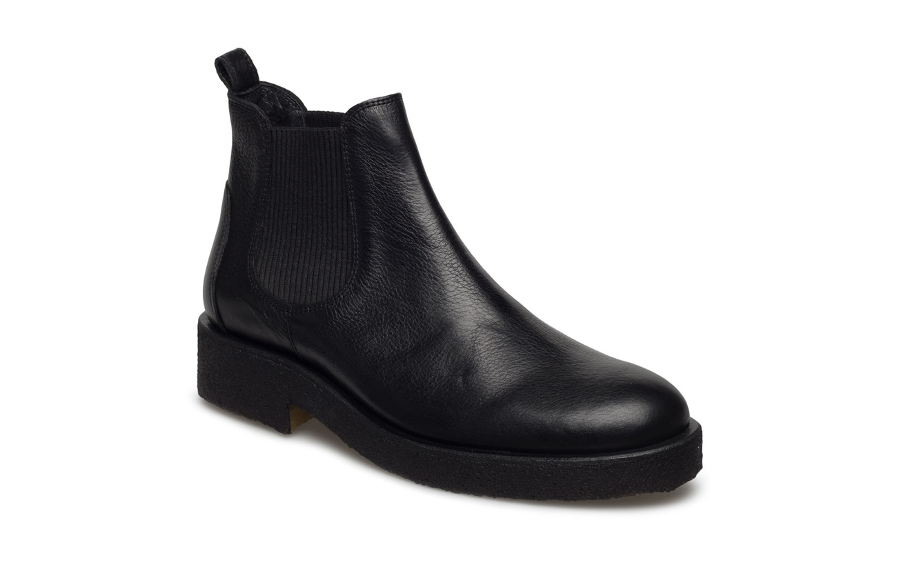 ANGULUS Chelsea boot - 1933/019 BLACK/BLACK