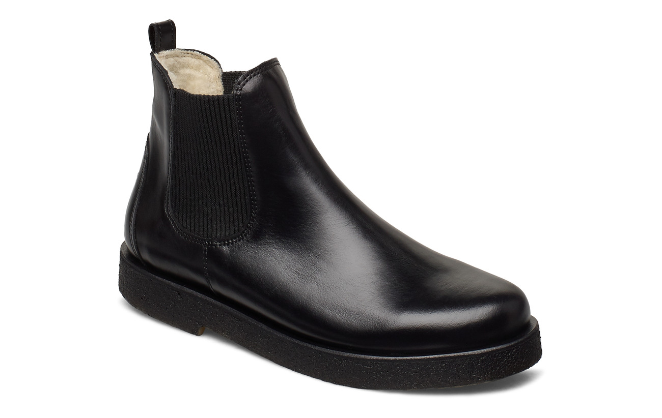 ANGULUS Chelsea boot - 1835/019 SORT/SORT