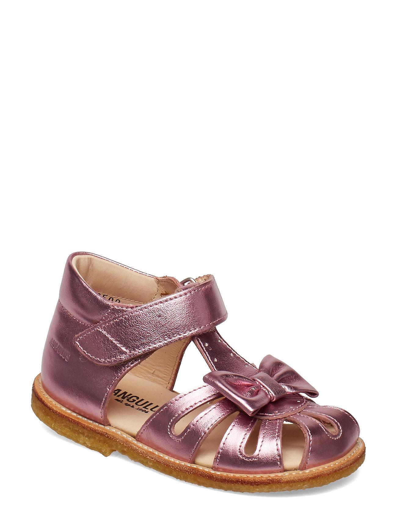 ANGULUS Sandals - flat - 1327 PINK SHINE
