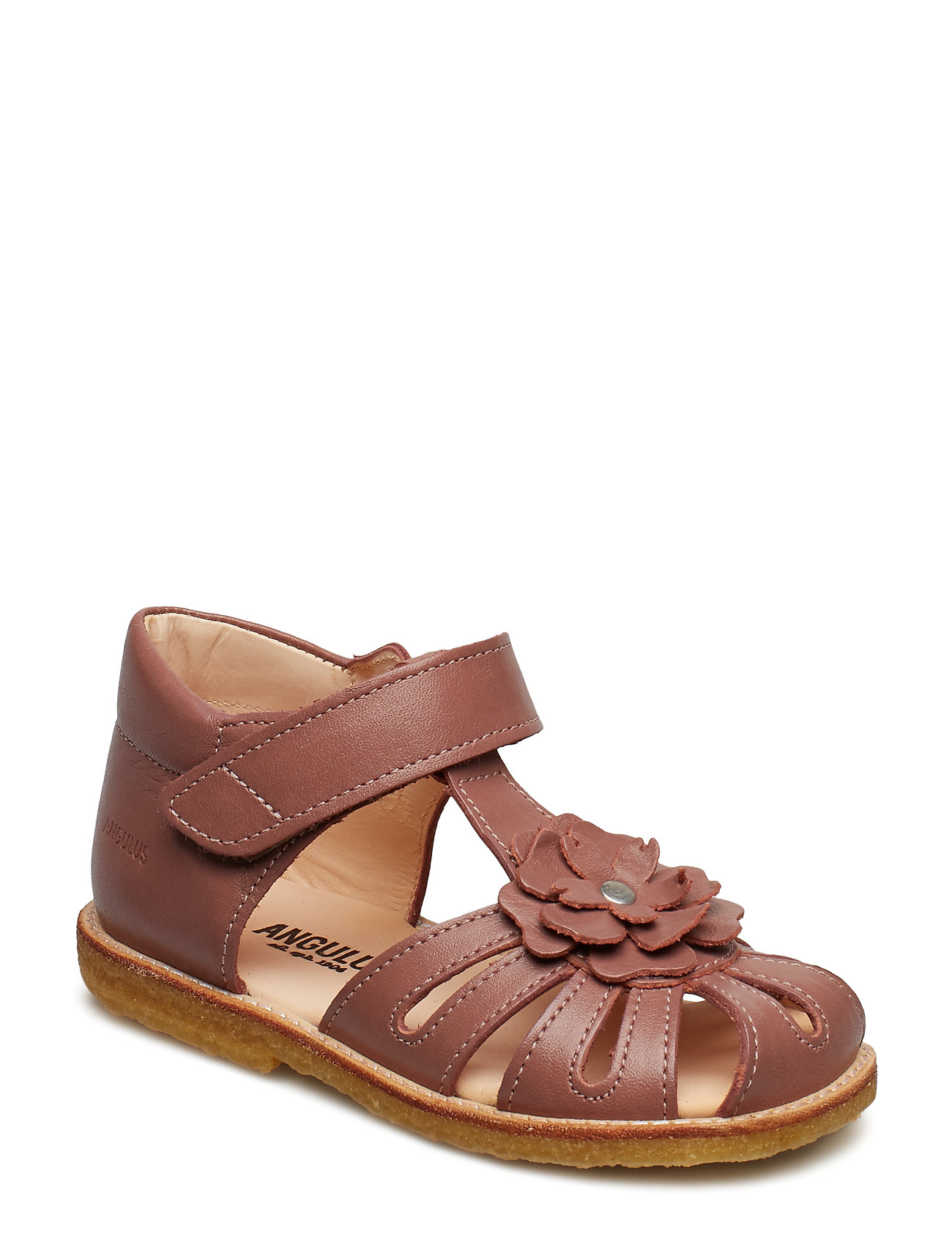 ANGULUS Sandals - flat - 1524 PLUM