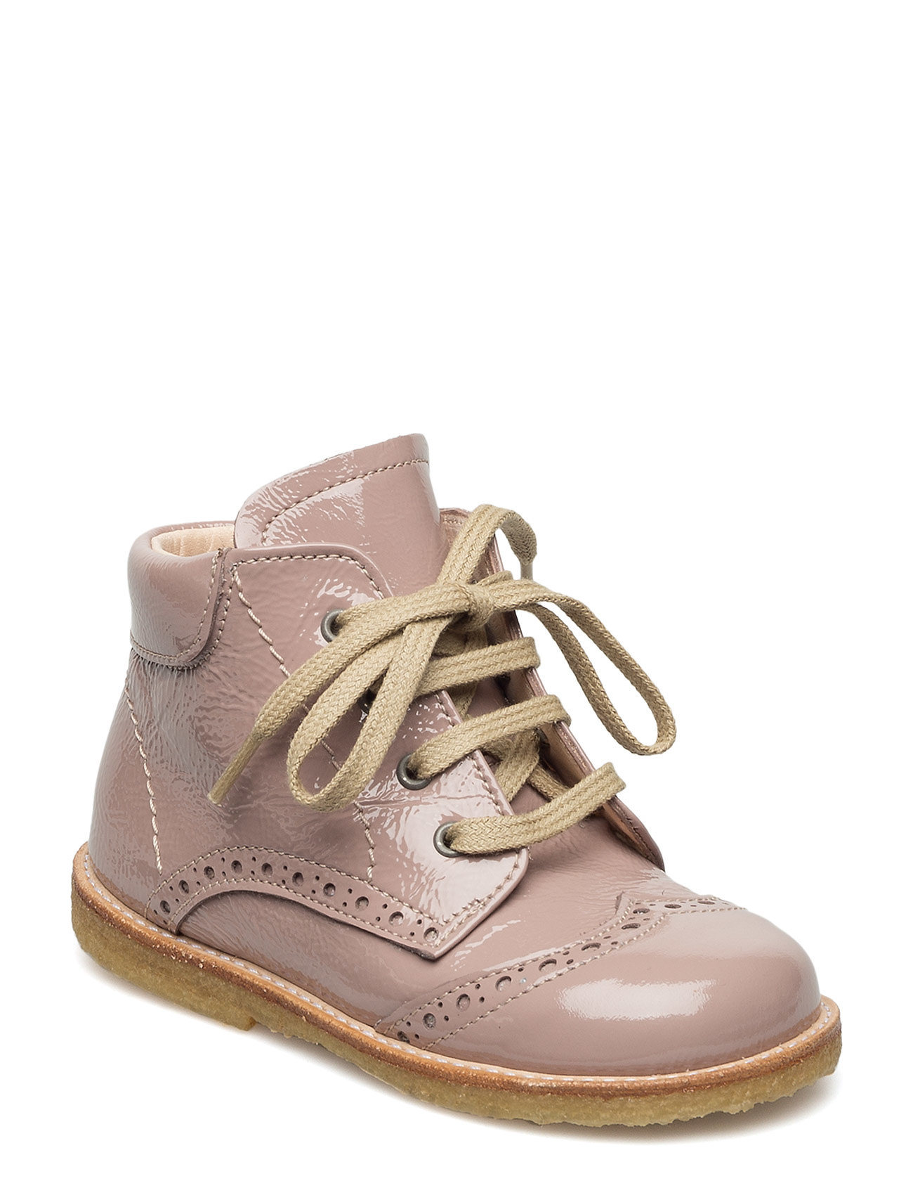 Image of Baby Shoe Shoes Pre Walkers Beginner Shoes 18-25 Lyserød ANGULUS (3484632671)