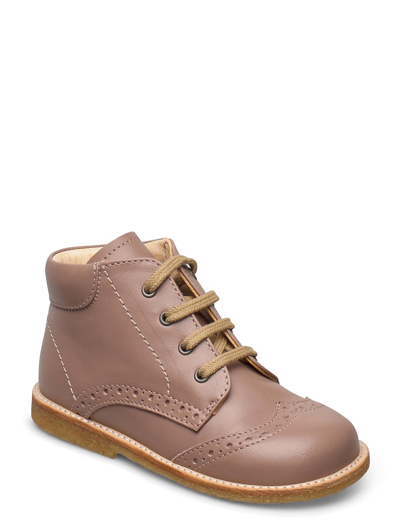 Image of Baby Shoe Shoes Pre Walkers Beginner Shoes 18-25 Beige ANGULUS (3428855105)