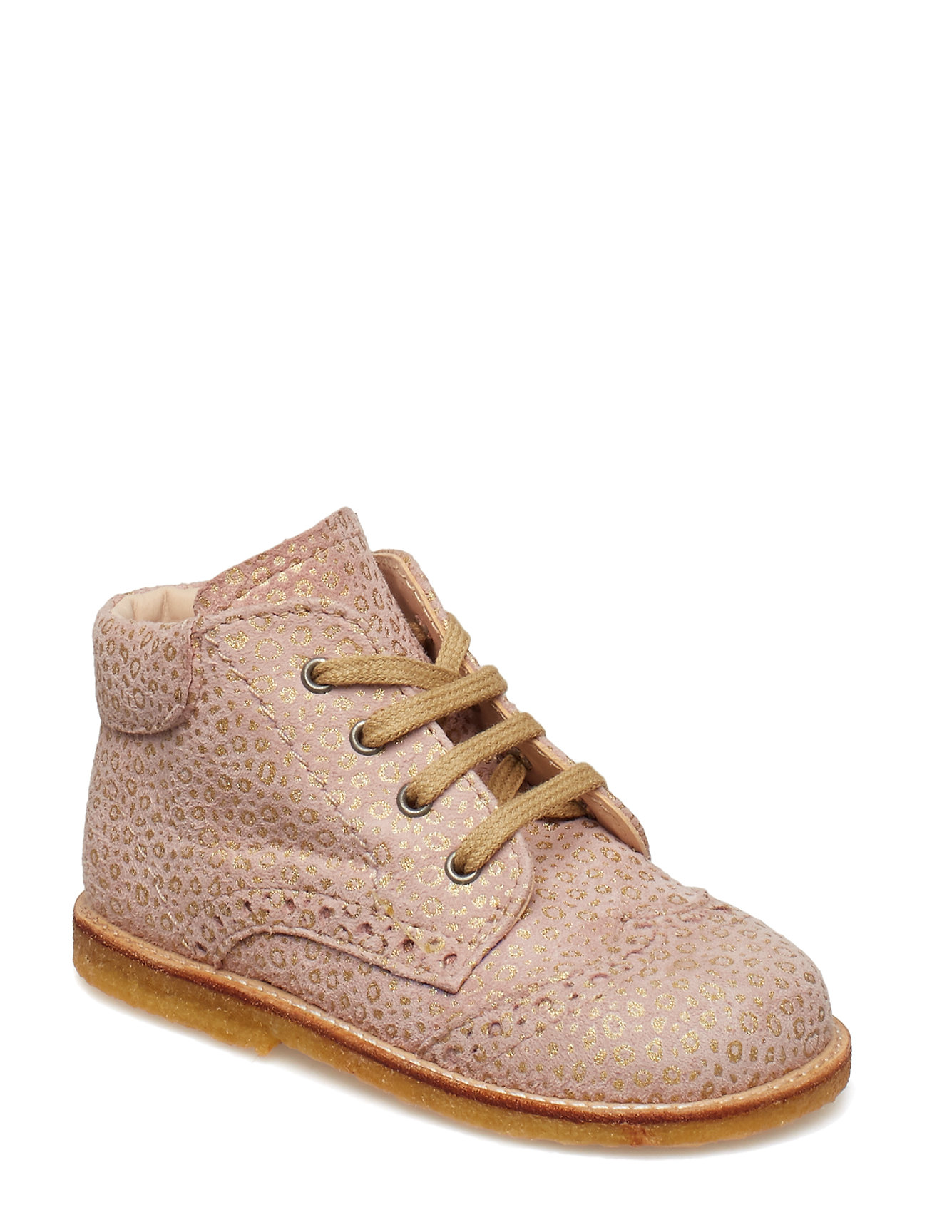 Image of Baby Shoe Shoes Pre Walkers Beginner Shoes 18-25 Beige ANGULUS (3452123351)