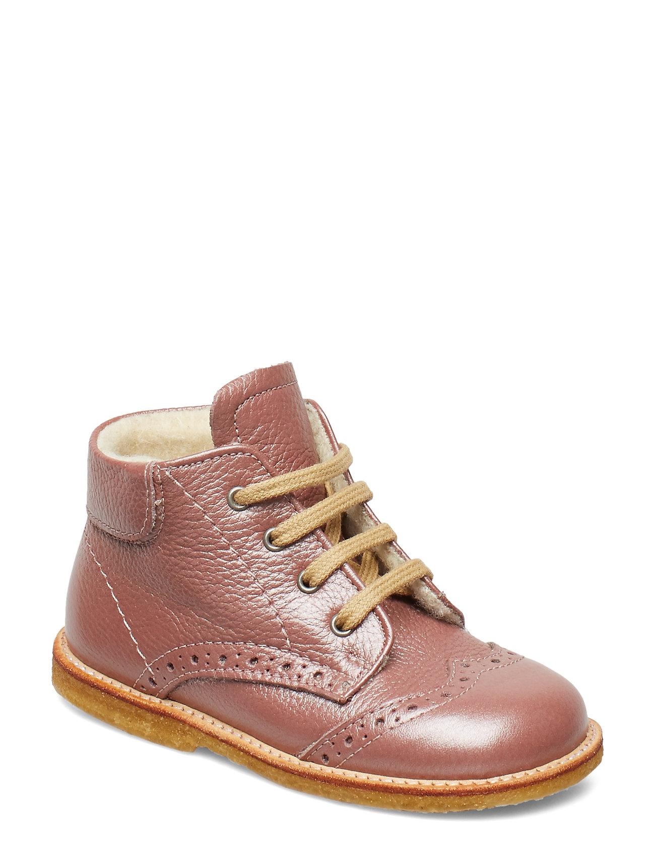 ANGULUS Baby shoe - 2636 ROSE SHINE