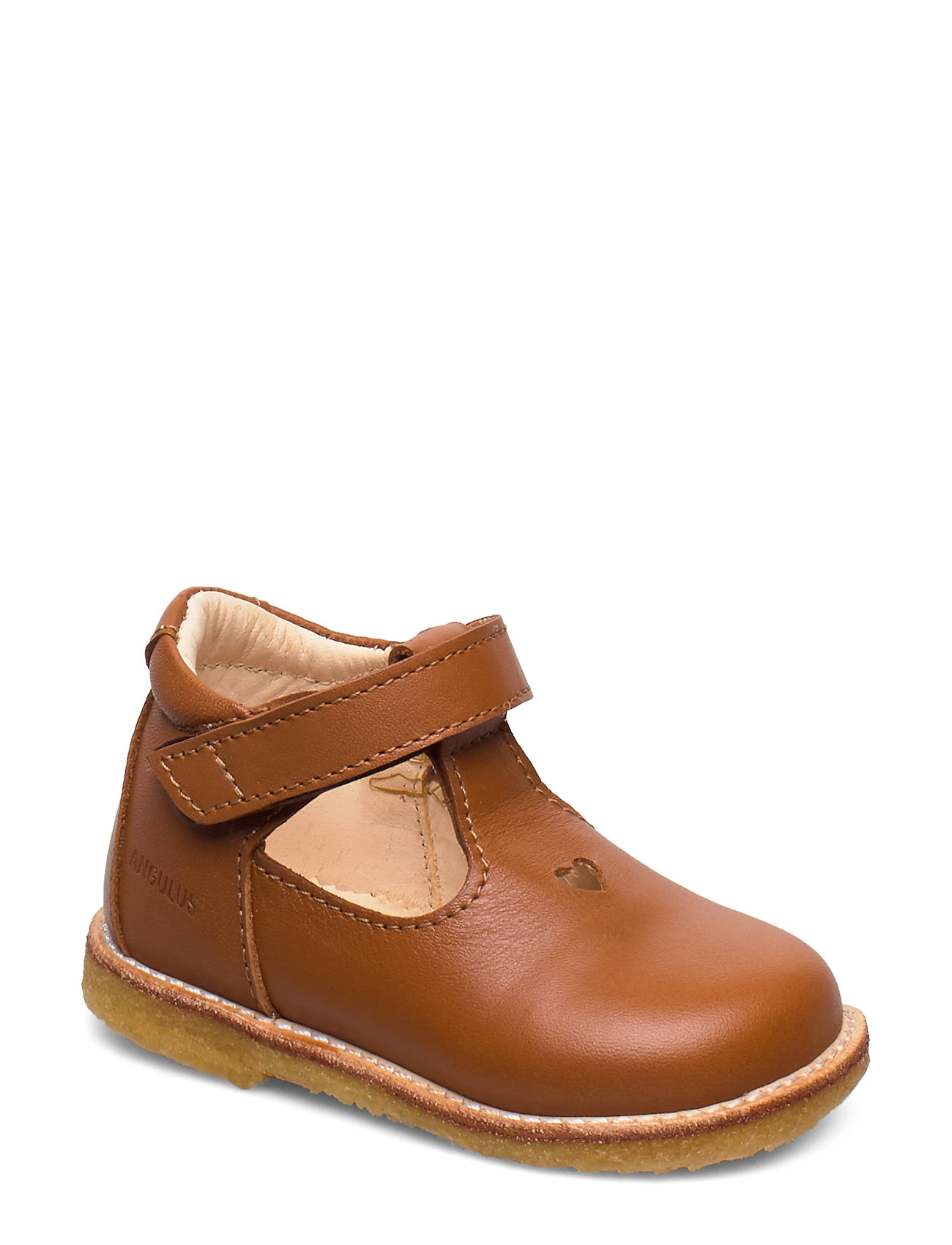 Image of ***T - Bar Shoe*** Sandaler Brun ANGULUS (3272268513)