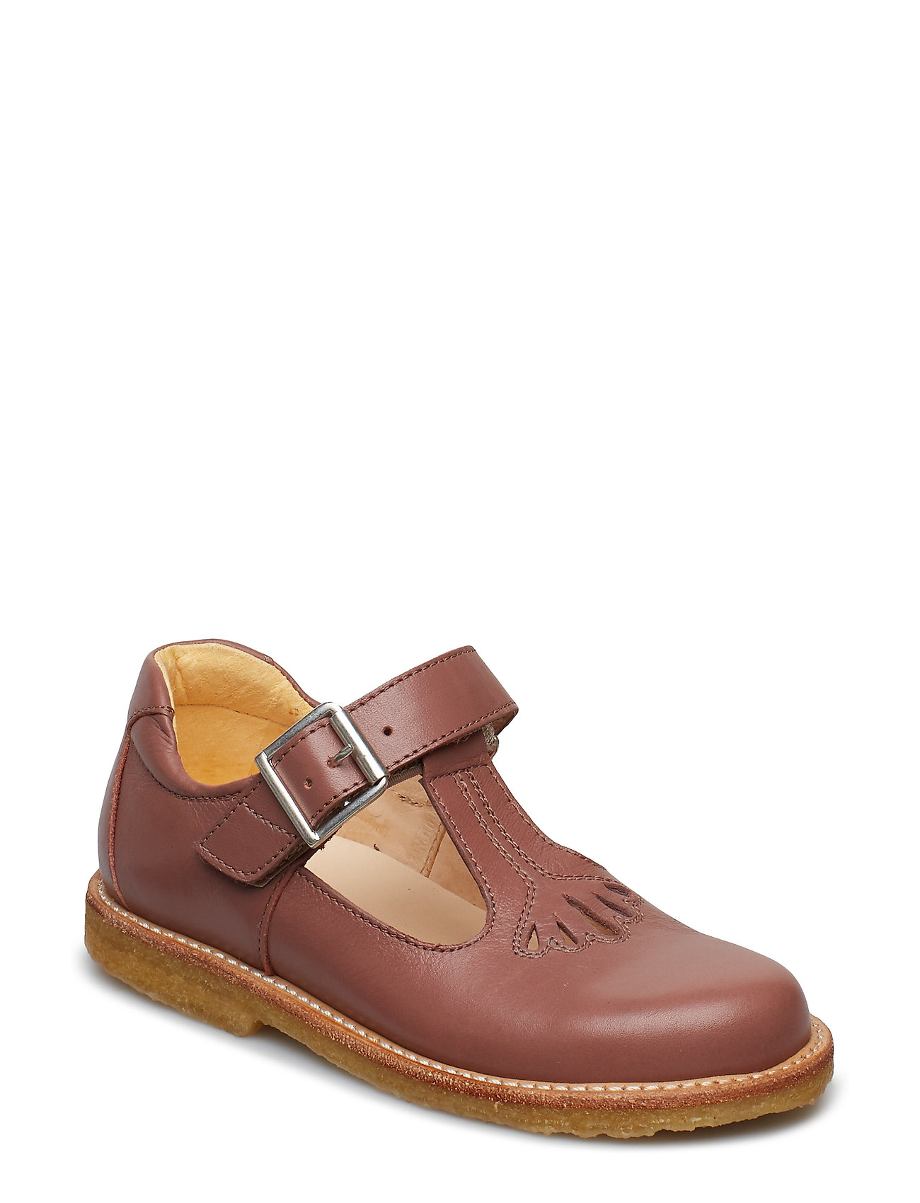 Image of T - Bar Shoe Sandaler Brun ANGULUS (3181713621)
