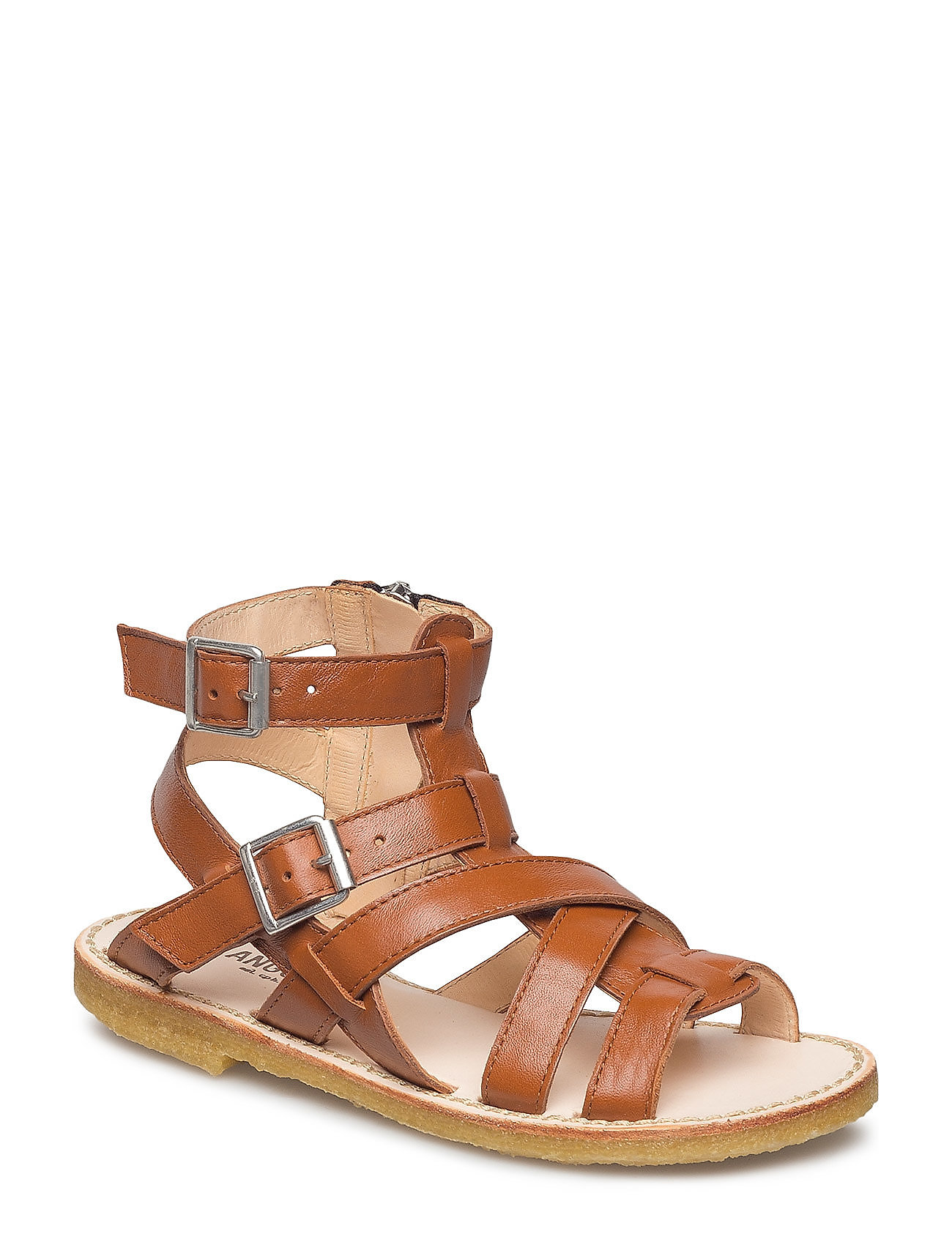 ANGULUS Sandal w. zipper