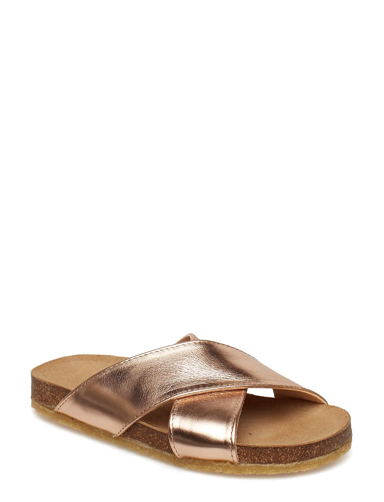8d5b0ca57cbb 1933 BLACK ANGULUS Sandals - Flat sandaler for børn - Pashion.dk