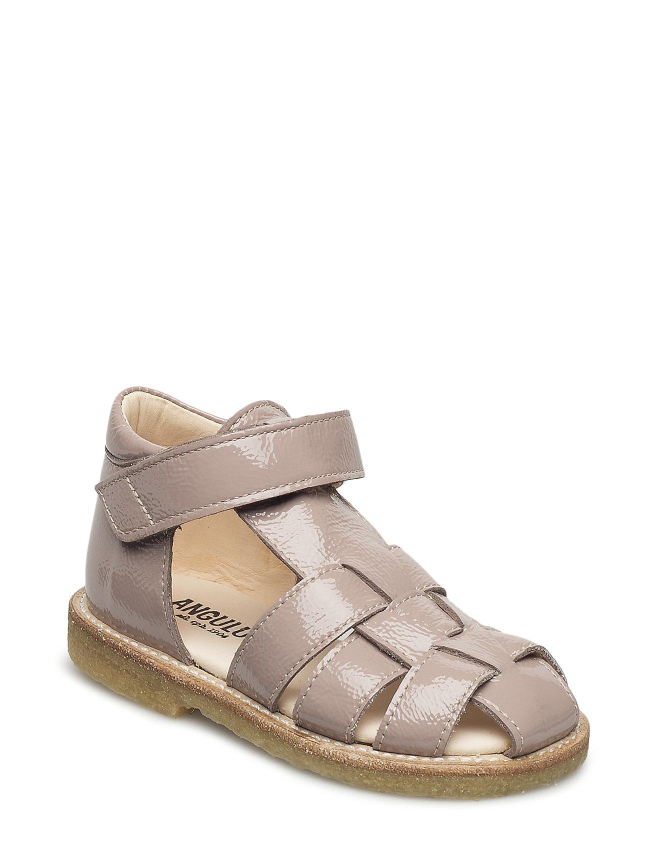 7bd6feaa22f ANGULUS sandaler – Baby Sandal til børn i 2164 LEOPARD - Pashion.dk