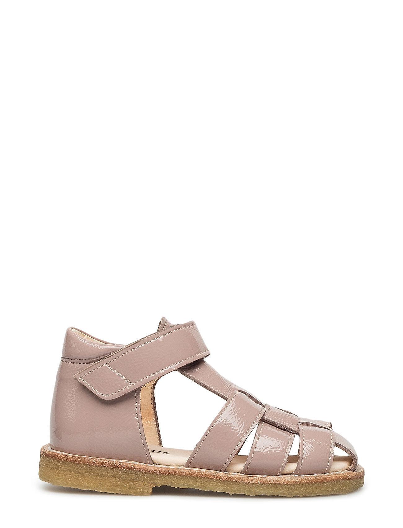 36bb43af9394 ANGULUS sandaler – Baby Sandal til børn i 2164 LEOPARD - Pashion.dk