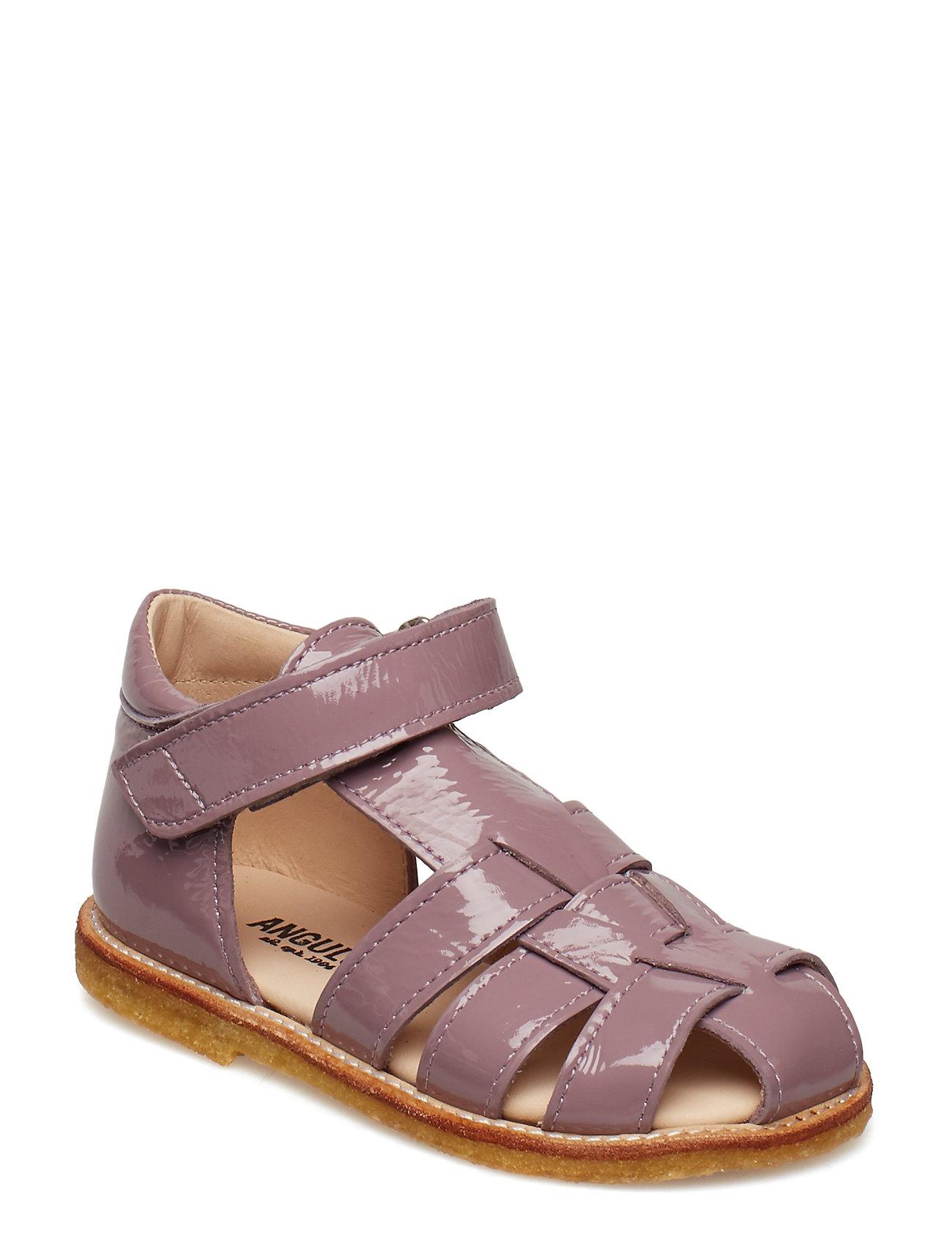 0cf439de937 Baby Sandal sandaler fra ANGULUS til børn i 2164 LEOPARD - Pashion.dk