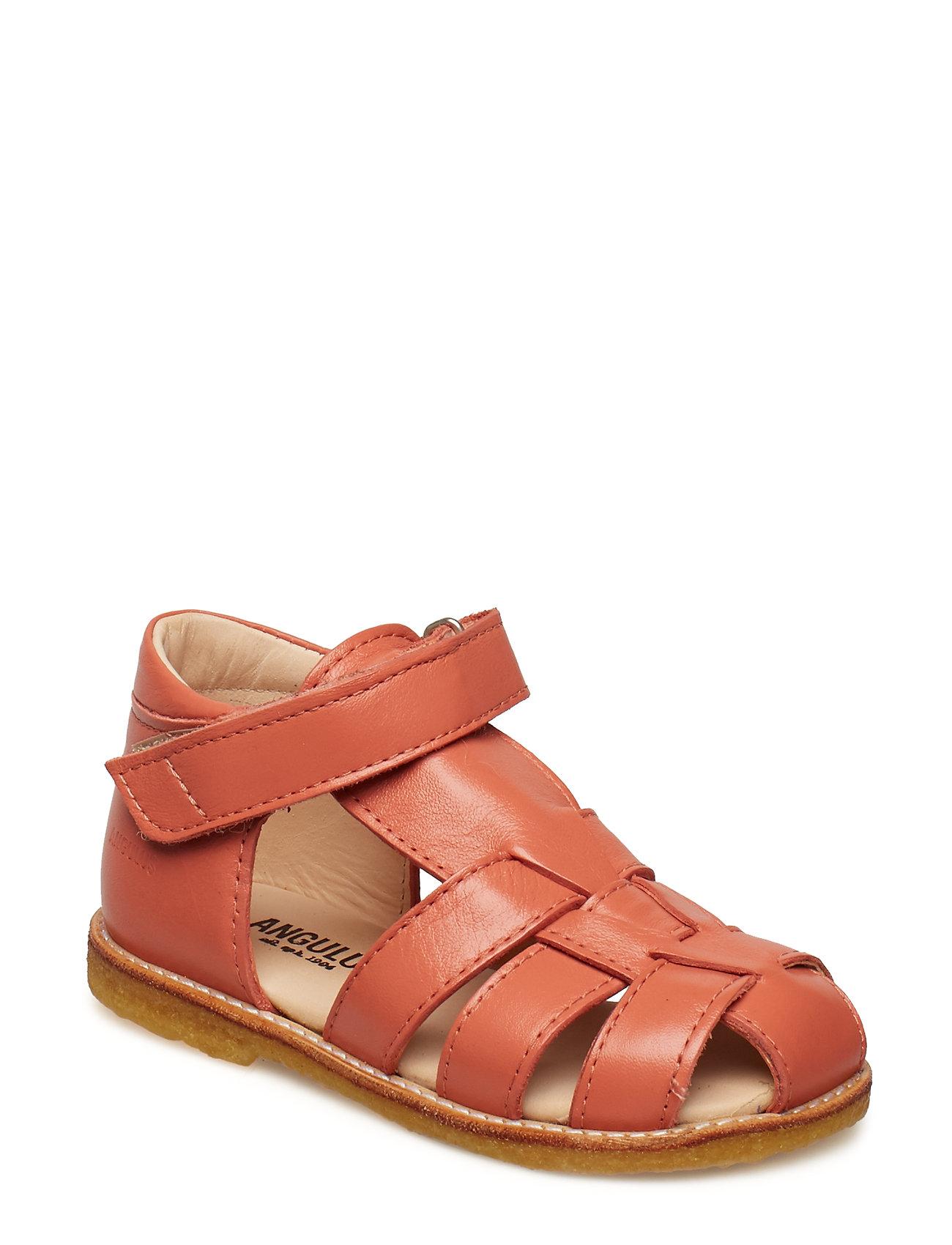 ANGULUS Baby sandal - 1436 LIGHT CORAL