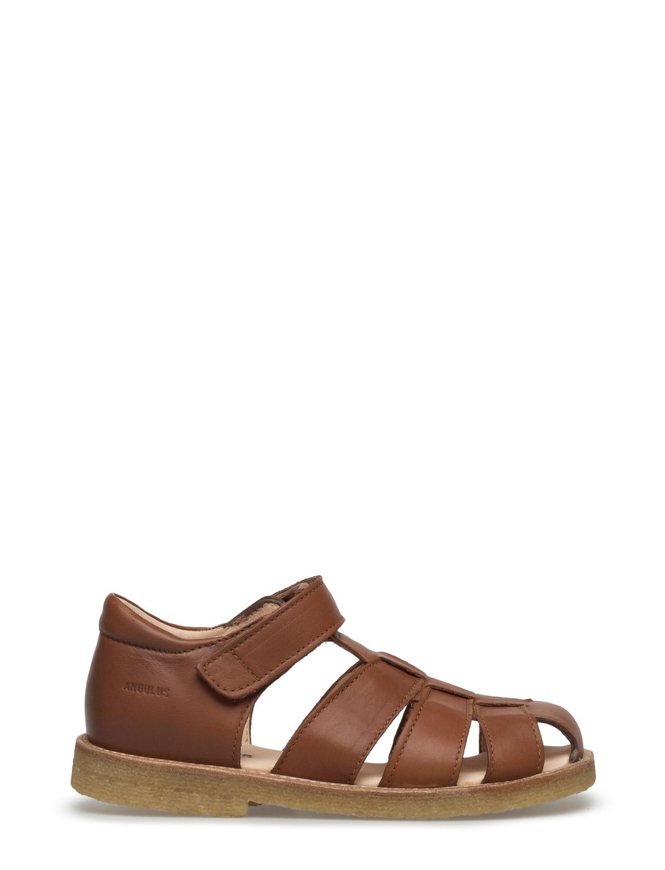 29b1ad85fa73 1431 COGNAC ANGULUS 5026 sandaler for børn - Pashion.dk