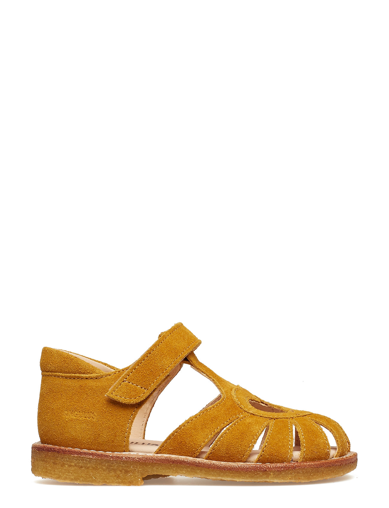 Sandal With Heart Detail Sandaler Gul ANGULUS