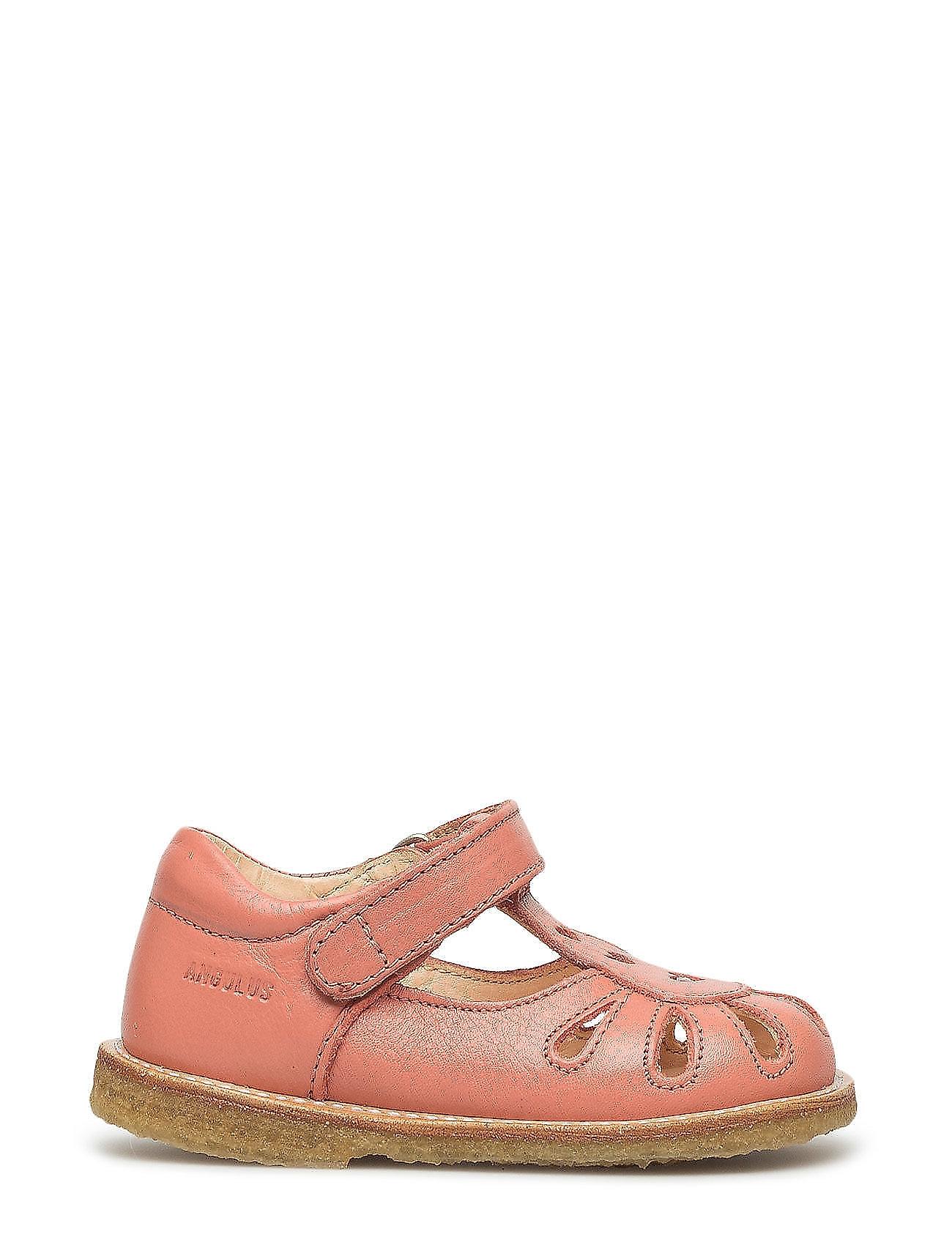 429e0668b45 ANGULUS sandaler – Sandals - Flat til børn i 1325 CHAMPAGNE - Pashion.dk