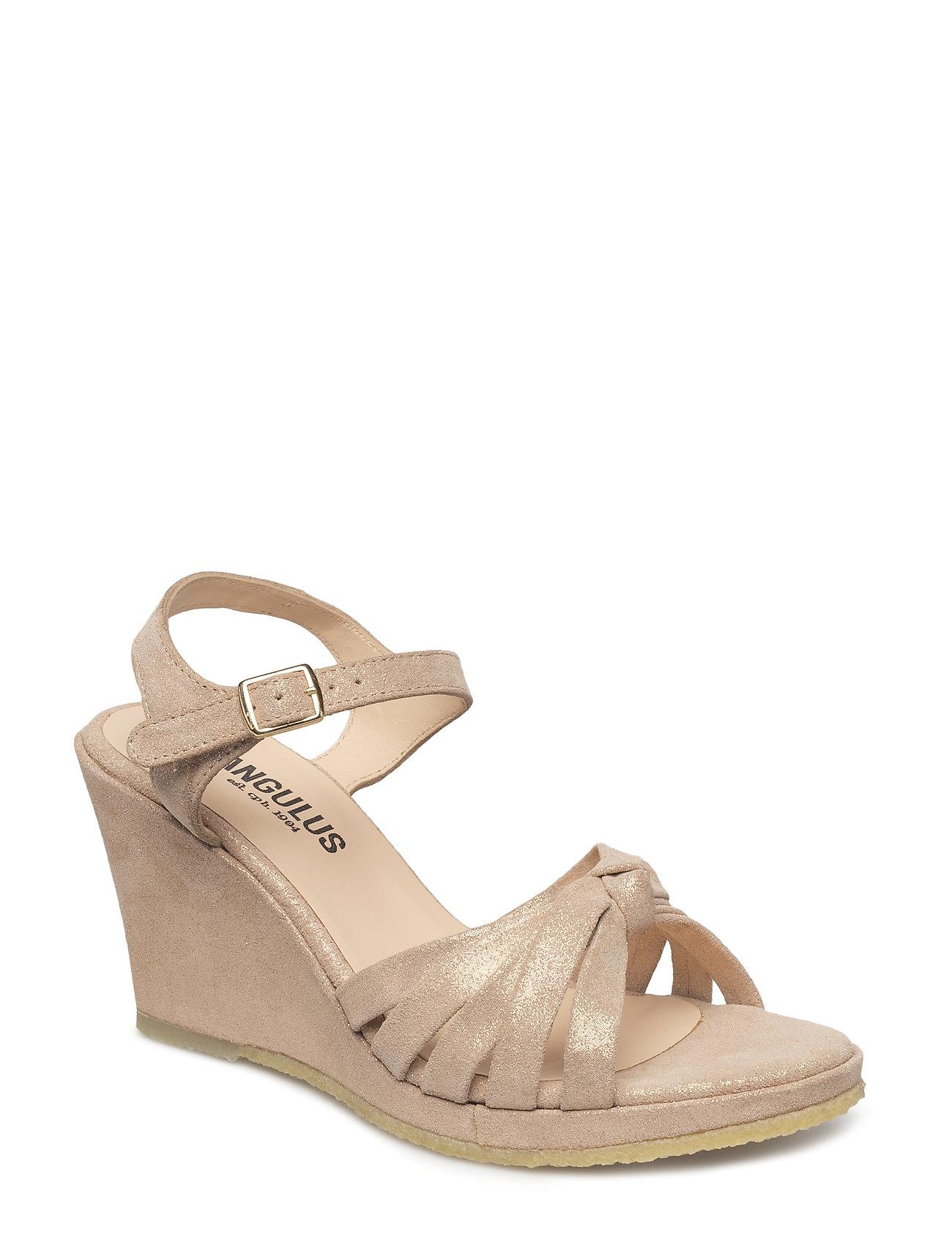 2b55963b8c6d Sandals - Wedge - Open Toe - (2181 Copper Glitter) (899.50 kr ...