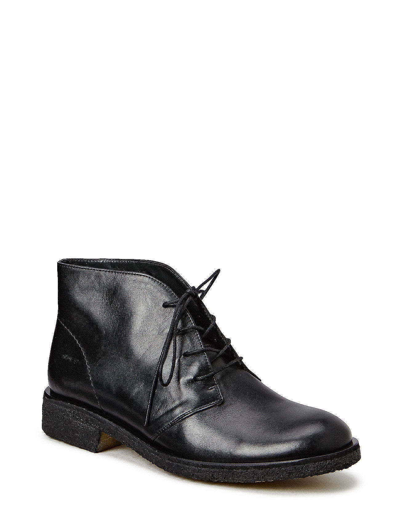 Image of Booties - Flat Shoes Boots Ankle Boots Ankle Boot - Flat Sort ANGULUS (3484039653)