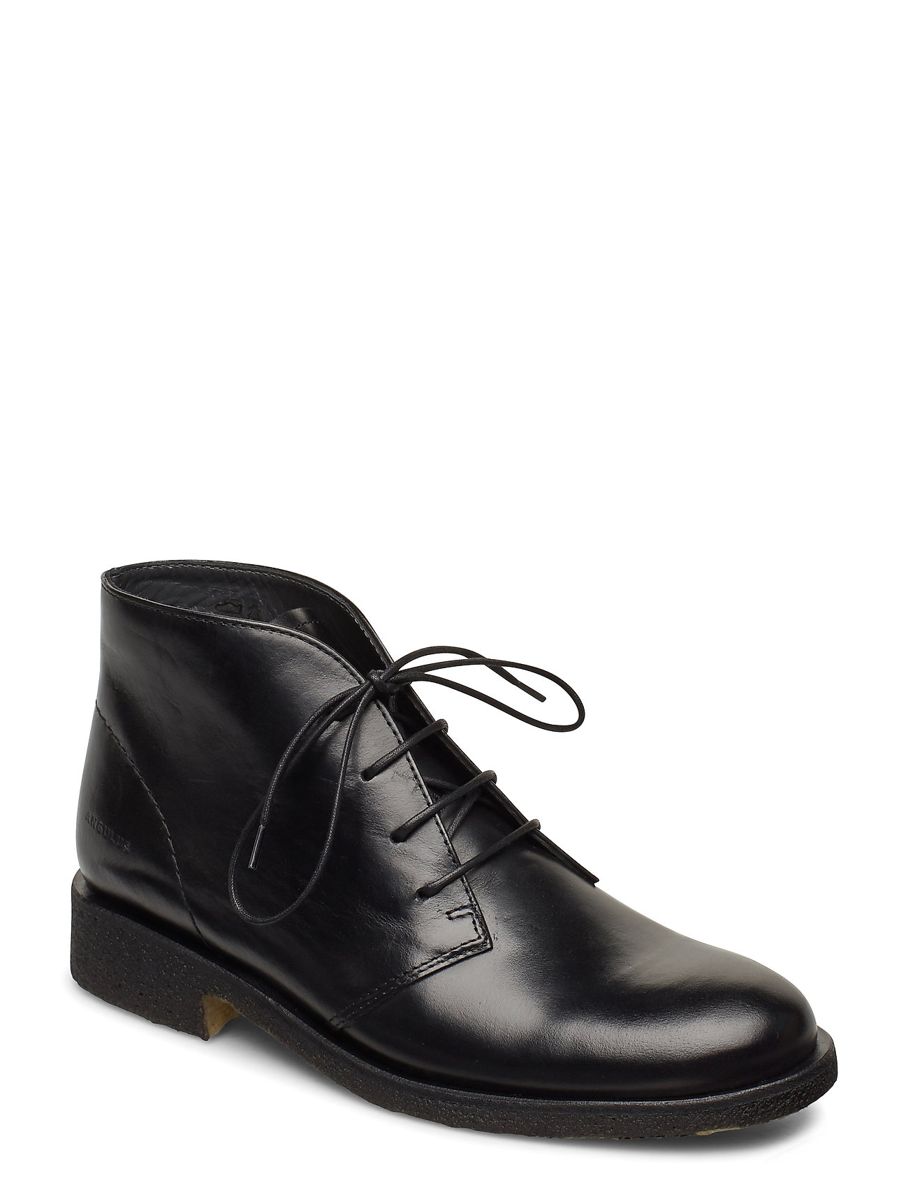 Image of Booties - Flat Shoes Boots Ankle Boots Ankle Boot - Flat Sort ANGULUS (3435716737)