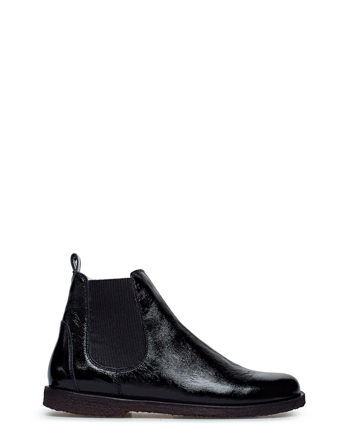 ANGULUS Chelsea boot - 1310/019 BLACK/BLACK