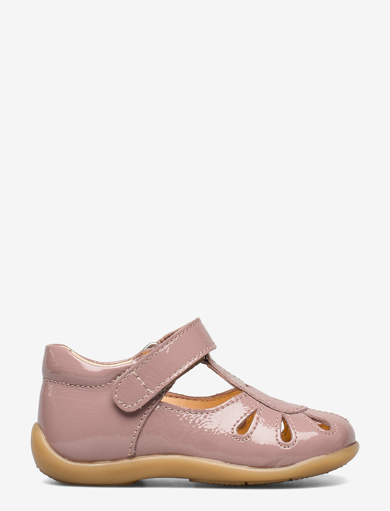 ANGULUS - Sandals - flat - closed toe -  - lauflernschuhe - 1387 rose - 1